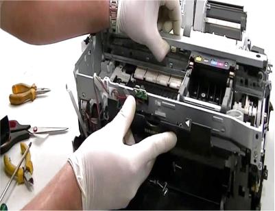 manutenção de impressora jato de tinta e laser